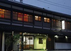 Sumiyoshiya - Kanazawa - Bâtiment