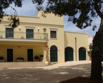 Villa Belvedere - Alezio - Gebouw