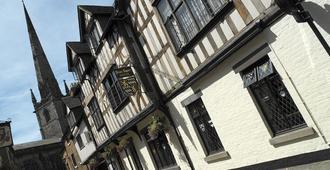 Prince Rupert Hotel - Shrewsbury - Rakennus