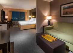 Holiday Inn Express Hotel & Suites Hays, An IHG Hotel - Hays - Slaapkamer