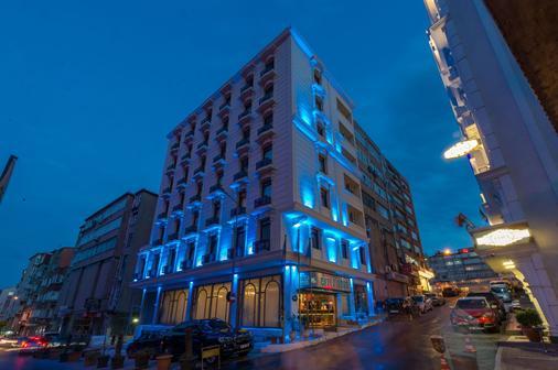 Green Anka Hotel - Istanbul - Rakennus