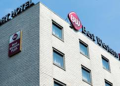 Best Western Plus Amsterdam Airport Hotel - Hoofddorp - Edificio