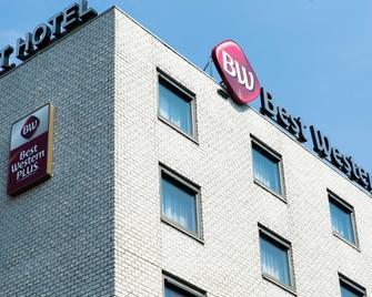 Best Western Plus Amsterdam Airport Hotel - Хофддорп - Building
