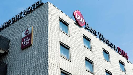 Best Western Plus Amsterdam Airport Hotel - Hoofddorp - Κτίριο