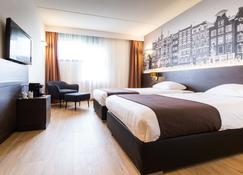 Best Western Plus Amsterdam Airport Hotel - Hoofddorp - Schlafzimmer