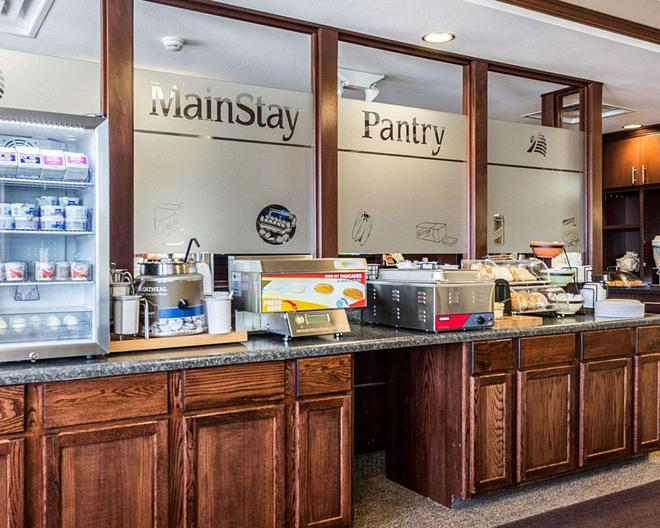 MainStay Suites - Minot - Buffet