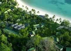 Paradise Sun Hotel - Grand'Anse Praslin - Outdoor view