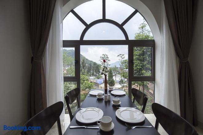 Sapa Wings Hotel - Sa Pá - Dining room