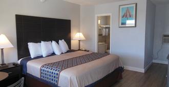 Budget Inn St. Augustine - St. Augustine - Camera da letto