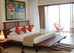 크리크사이드 호텔 - 몸바사 - 침실