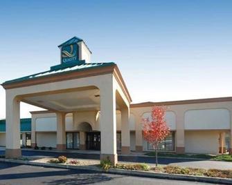 Quality Inn & Suites - Danville - Building
