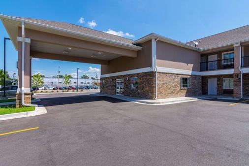 Econo Lodge Inn & Suites North Little Rock near Riverfront - North Little Rock - Rakennus