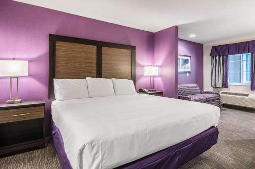Econo Lodge Inn & Suites North Little Rock near Riverfront - North Little Rock - Phòng ngủ