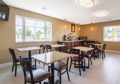 Econo Lodge Inn & Suites North Little Rock near Riverfront - North Little Rock - Ravintola