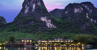 Yangshuo Mountain Retreat - Yangshuo - Vista del exterior