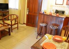 House Inn Apart Hotel - Santa Cruz de la Sierra - Comedor