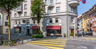 Hotel Drei Könige - Lucerne - Building