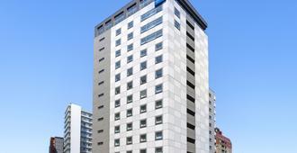 Hotel Mystays Sapporo Station - Sapporo - Bâtiment