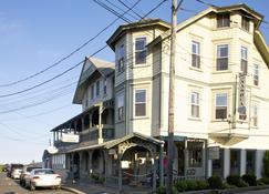 The Nashua House Hotel - Oak Bluffs - Bâtiment