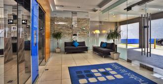 Hotel Le Bleu - ברוקלין - לובי