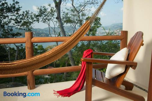 Solana Boutique Bed & Breakfast - Zihuatanejo - Μπαλκόνι