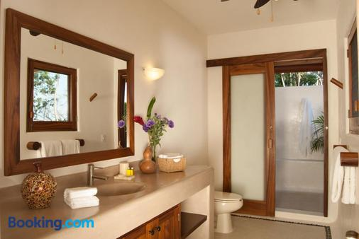Solana Boutique Bed & Breakfast - Zihuatanejo - Μπάνιο