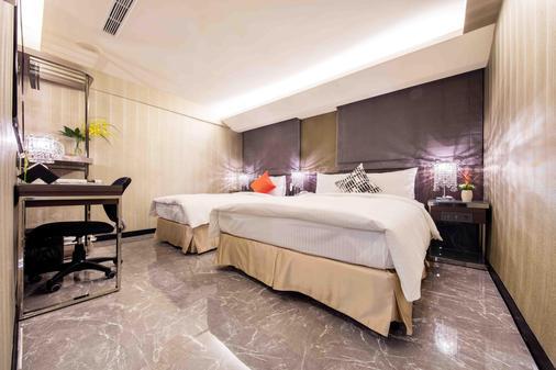 Hotel I Journey - Taipei - Bedroom