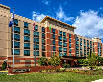 Courtyard by Marriott Dulles Airport Herndon - Herndon - Building