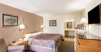 馬納薩斯速 8 酒店 - 馬納沙斯 - 馬納薩斯 - 臥室