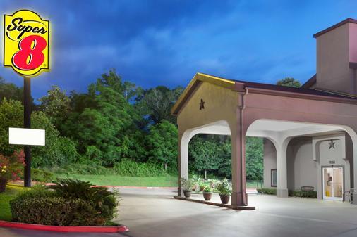 Super 8 by Wyndham Huntsville - Huntsville - Gebäude