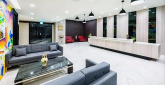 Ch Place X Hotel - Taipei City - Front desk