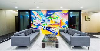 Ch Place X Hotel - Taipéi - Lobby