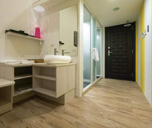 Ch Place X Hotel - Taipei - Bathroom