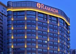 常州華美達國際大酒店 - 常州 - 建築