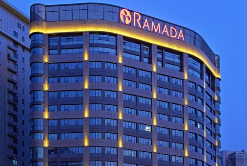 Ramada Changzhou North - Changzhou - Toà nhà