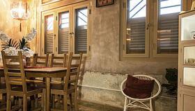 Kam Leng Hotel - Singapura - Sala de jantar