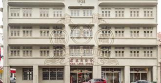 Kam Leng Hotel (Sg Clean) - Singapura - Bangunan