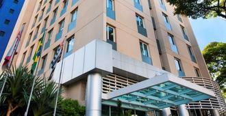 Comfort Hotel Ibirapuera - Sao Paulo - Rakennus