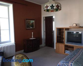 Gite Les 2 Soeurs - Roberval - Bedroom