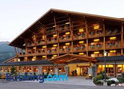 Bad Moos - Dolomites Spa Resort - Sesto - Building