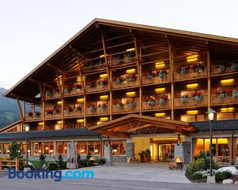 Bad Moos - Dolomites Spa Resort - Sesto - Building
