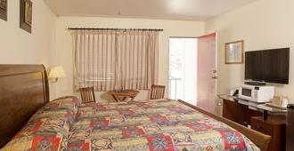 比靈司韋斯特汽車旅館 - 比林斯 - 畢林斯 - 臥室