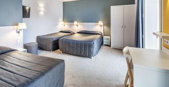 Hôtel Mirasol - לורד - חדר שינה