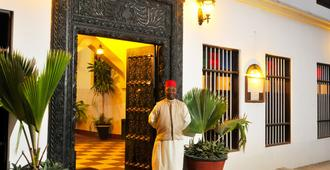 Dhow Palace Hotel - Zanzibar City