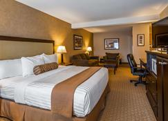 Best Western PLUS Emerald Isle Hotel - Sidney - Slaapkamer