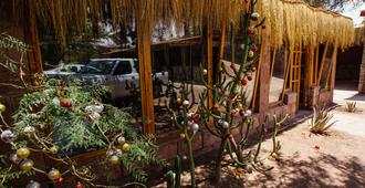 Quinta Adela Bed & Breakfast - סן פדרו דה אטקאמה - נוף חיצוני