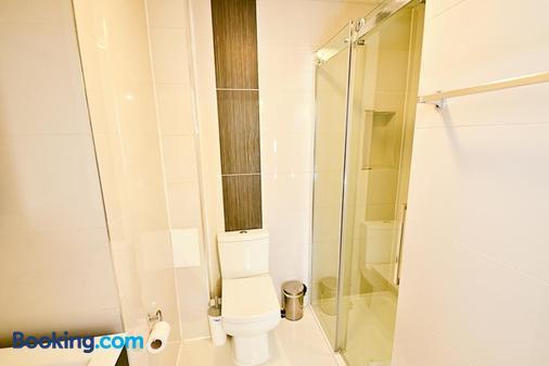 Kings Cross Inn Hotel - London - Phòng tắm