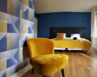 Boutique Hotel Bistro Uma - Cadzand - Bedroom