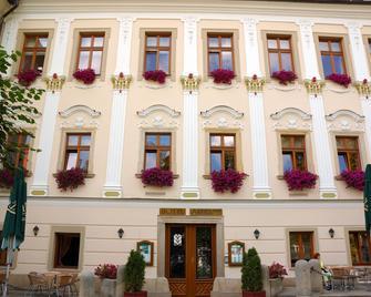 Stela Hotel - Levoča - Building