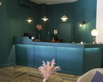 Hospedium Hotel Maestrazgo de Calatrava - Almagro - Front desk